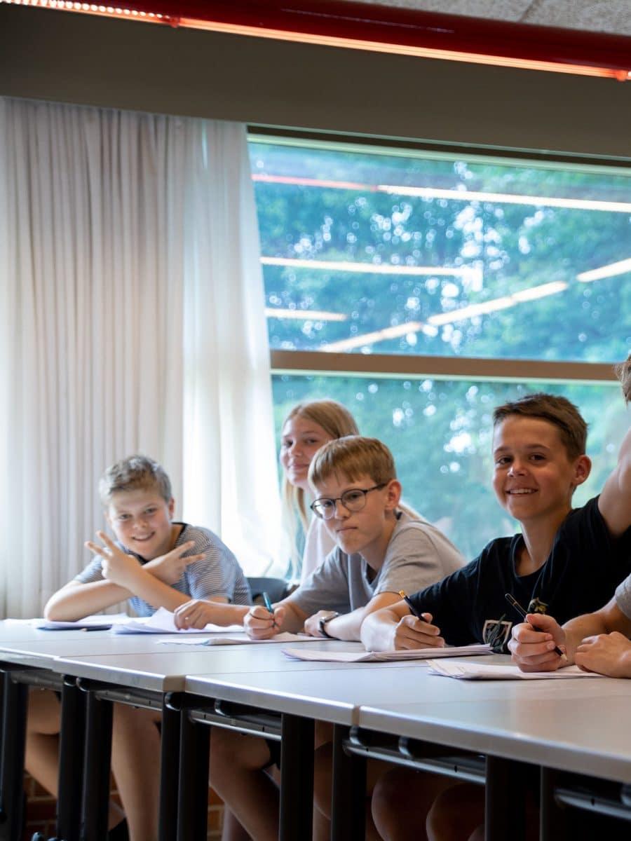 Skolegang Bogø Kostskole