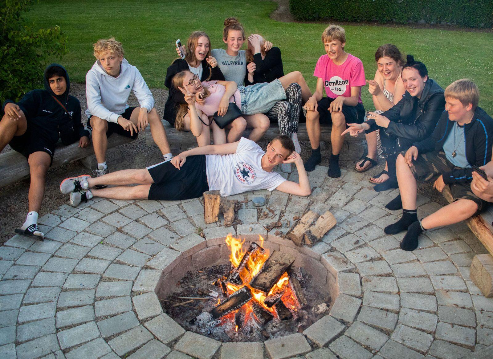 Fællesskab på Bogø Kostskole